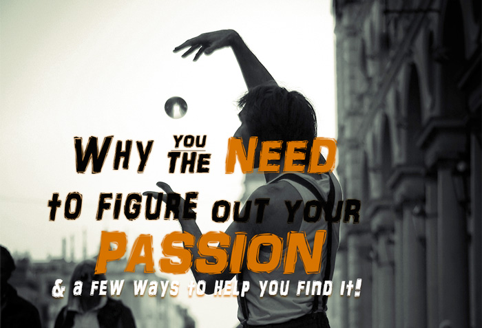 Find your passion online business website