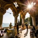 Wedding ceremony Lake Garda Casamento no Lago Garda Italia celebrante
