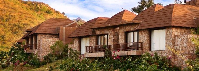 Ananta Spa & Resort Exterior