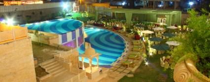 Radisson Blu Udaipur Pool Area