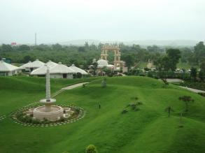 Rajasthali Resort & Spa View from the rooms