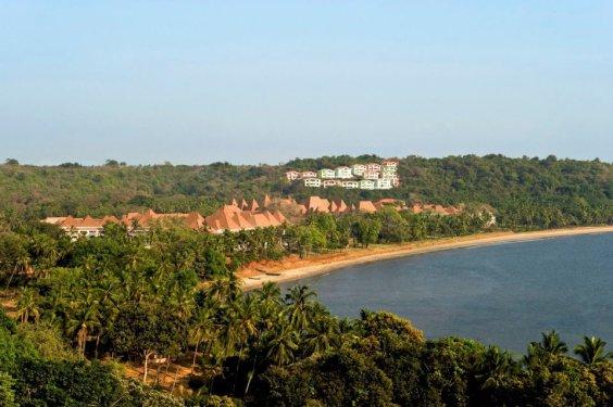 The Grand Hyatt Goa