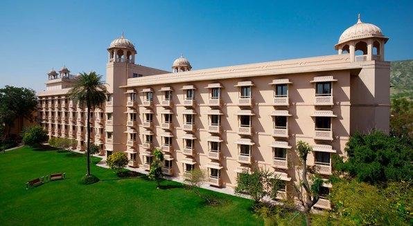 Trident Jaipur Exterior