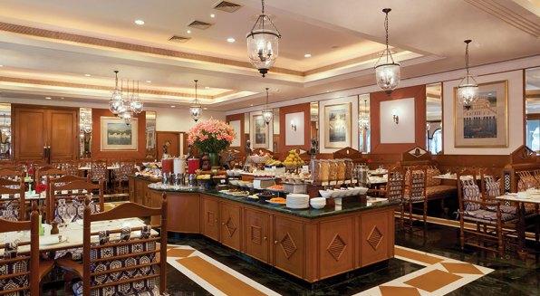 Trident Jaipur Restaurant