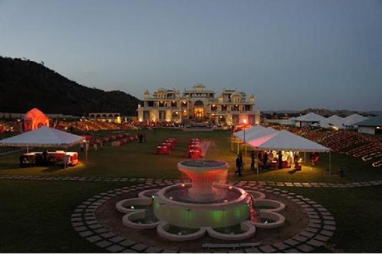 Weddings at Rajasthali Resort & Spa