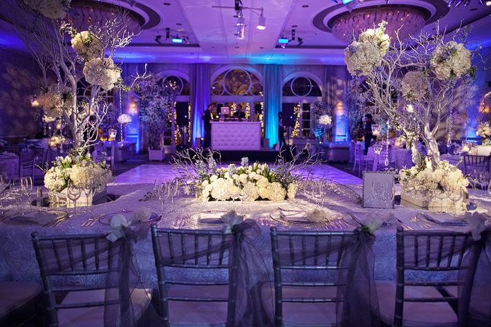Lighting pipe and drape catering dj wedding planner