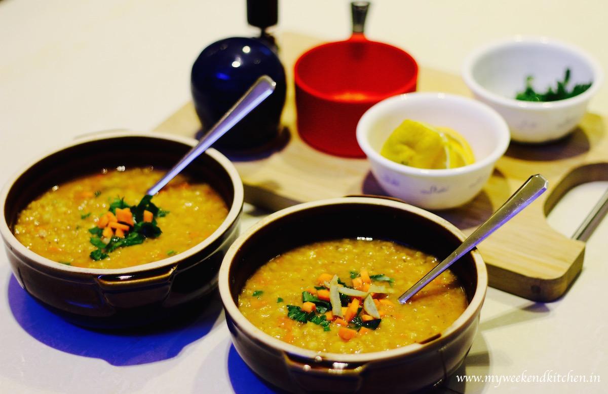 red lentil soup recipe, Indian lentil soup recipe