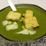 homestyle spinach soup recipe