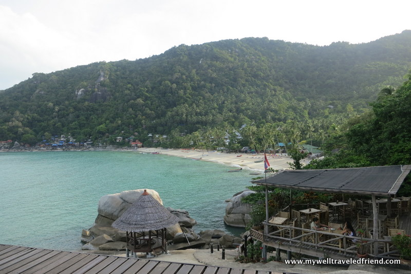 PART 1 Koh Phangan Thailand accommodation and directions