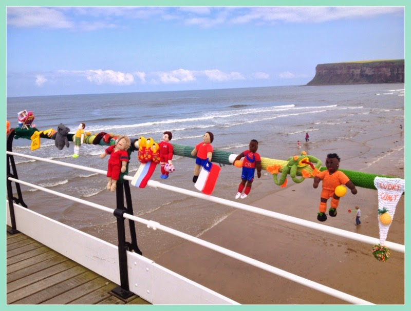 Its not all grim up North, Saltburn by the Sea