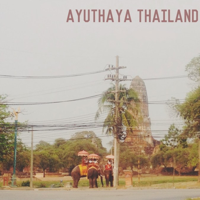 Top 5 things to do in Ayutthaya Thailand
