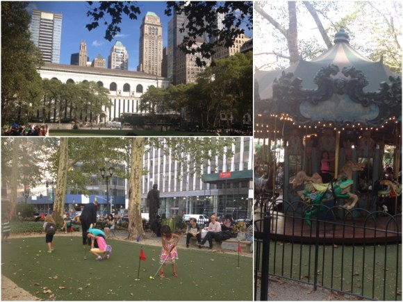 A mums guide to NYC with kids Bryant Park, NYC, Travel with kids