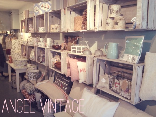 Angel Vintage home, Easignwold, My Well Traveled Friend