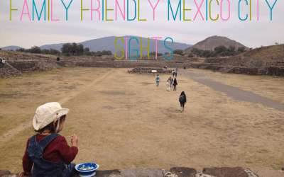 Top family friendly Mexico City sights