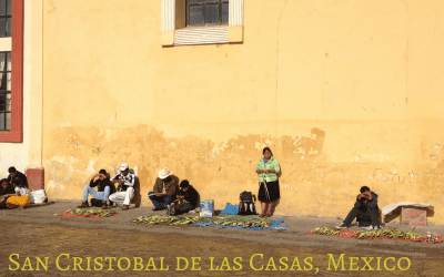 Handcrafts and kid friendly activities in San Cristobal de las Casas