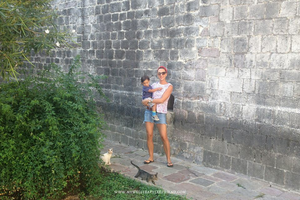 A guide to Montenegro with kids www.mywelltraveledfriend.com