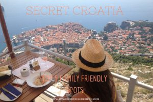 Secret Croatia Lopud www.mywelltraveledfriend.com