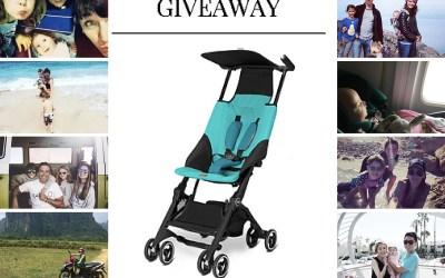 GB Pockit stroller giveaway