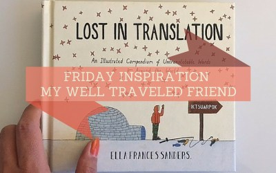 "Ella Francis Sanders and ""Lost in Translation"""