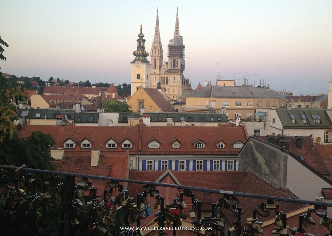 Zagreb Croatia TRAVEL WITH KIDS www.mywelltraveledfriend.com