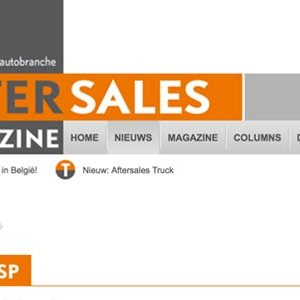 After Sales Magazine website - alle Wesp artikelen