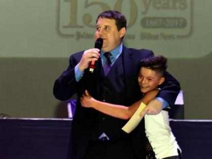 Westhoughton dancer Jaiden Sayer, 13, wins Bolton's Got Talent