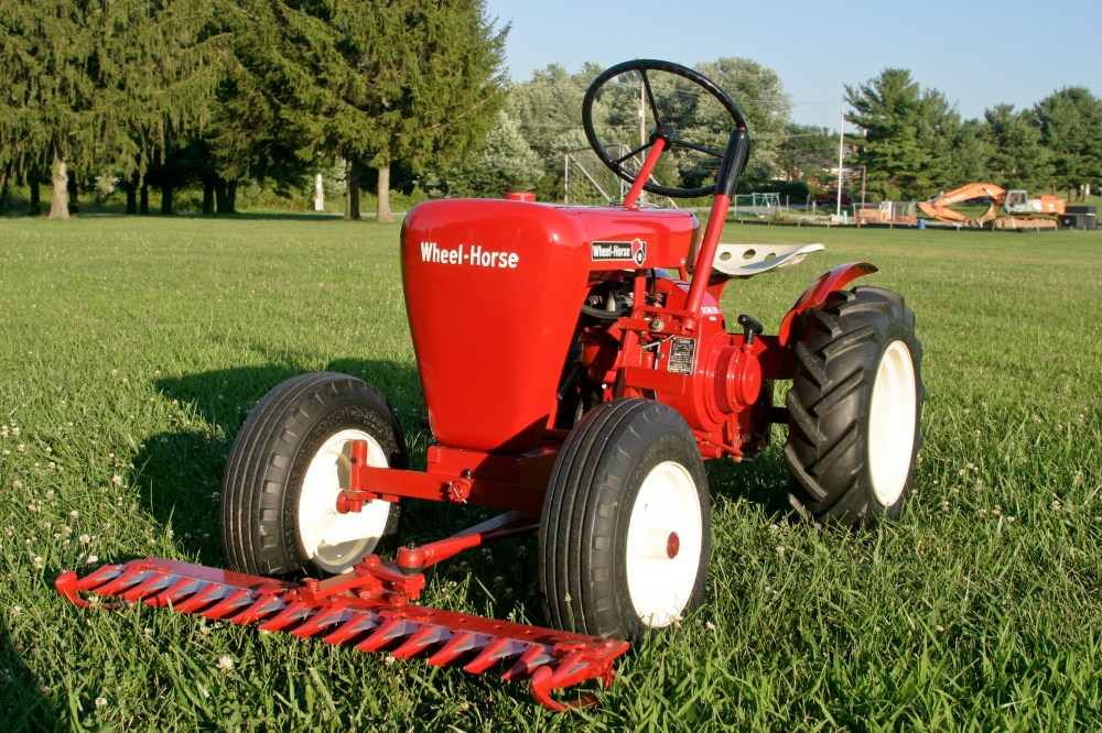 medium resolution of docs2 wheel horse tractor manual owner manual part list wiring diagram documentation forum and much more the wheel horse tractor manual and