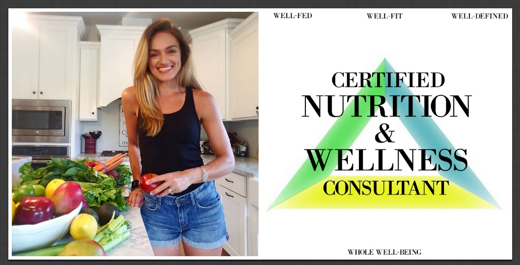 Certified Nutrition and Wellness Consultant • My Whole Well-Being