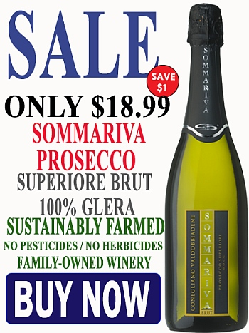 Buy Italian SOMMARIVA - Congeliano Valdobbiadene Prosecco Superiore