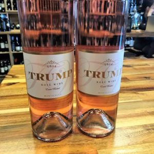NEW RELEASE!!!  Trump Winery Rose *2 BOTTLES*