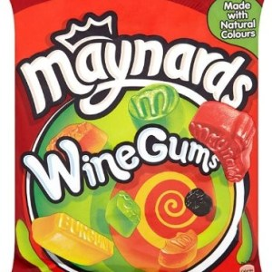 Maynards Wine Gums (190g) - Pack of 6
