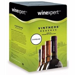 Wine Expert Vintners Reserve HOZQ8-1503 Cham Blaise (Chablis) Style (Vintner's Reserve), Silver