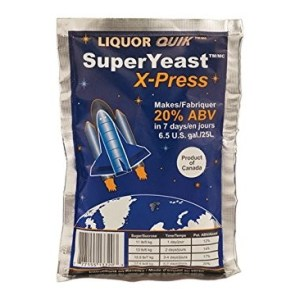 Super Yeast - High Alcohol 135 gram