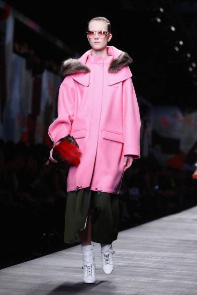 Fendi - Runway - Milan Fashion Week Womenswear Autumn/Winter 2014