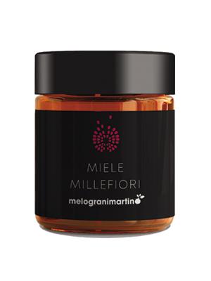 Miele Millefiori di Melograno 250 grammi