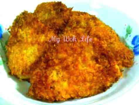 Japanese fried pork chop