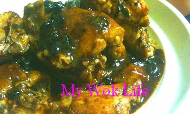 Express Black Bean & Soy Bean Paste Chicken Stir-Fry