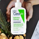 Excuse me while I rave about this super affordable and gentle CeraVe Hydrating Cleanser
