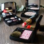 Spring continues to lighten and brighten in the Chanel Energies et Puretes makeup collection