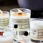 Love these Lilin + Co Soy Candles which smell more luxurious than they cost!