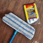 Household Helper: Keep your floors dust-free with the Mr Clean Lightning Sweep & Clean microfibre mop