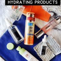 If you use hydrating products this is the best way to apply hyaluronic acid and hydration serums