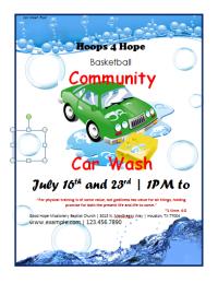Car Wash Flyer Template - Microsoft Word Templates