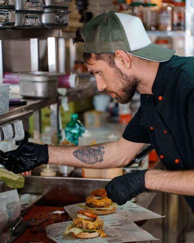 Werken als keukenhulp