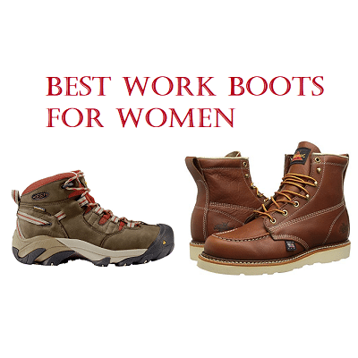 Best Non Slip Work Shoes For Standing All Day