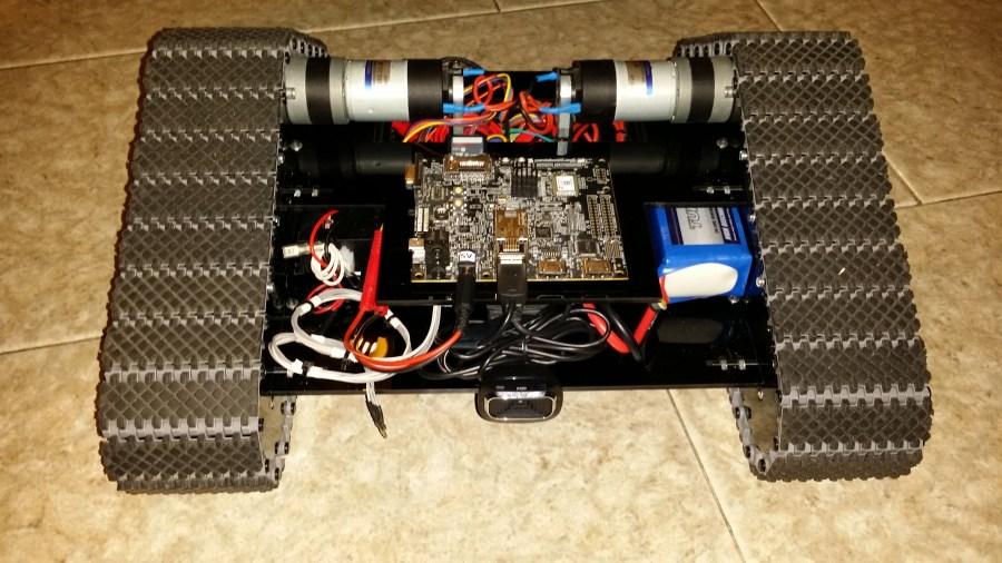 Plastic MyzharBot v3.1