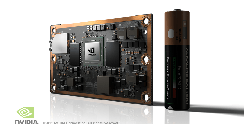 The dawn of the new Jetson… Nvidia Jetson TX2 has come