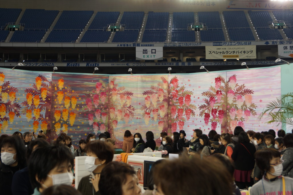 Tokyo International Quilt Festival 2015 Part I
