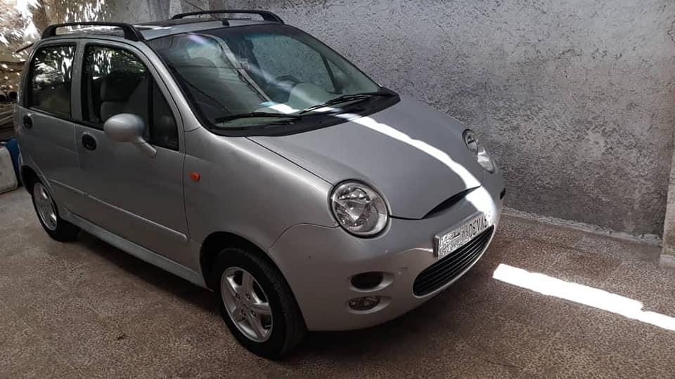 للبيع سيارة شيري كيو كيو 2008 مزاد سوريا
