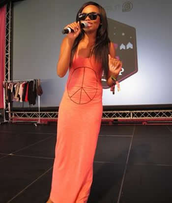 Bonang Matheba And South African Illuminati Celebrities